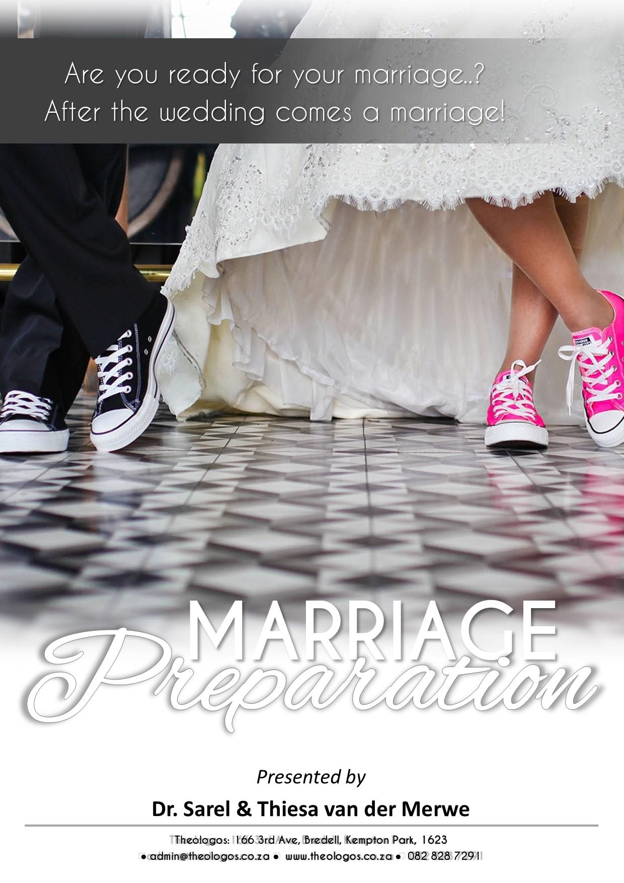 Online course marriage free preparation Pre